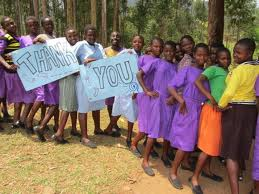 Empower Women in Africa – Glad Rag program